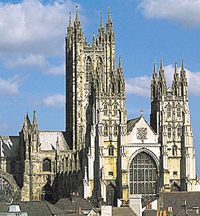 Photo: Canterbury Cathedral